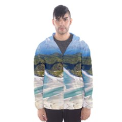WHITEHAVEN BEACH 1 Hooded Wind Breaker (Men)
