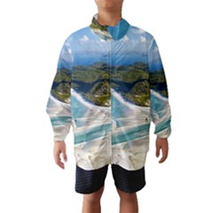 WHITEHAVEN BEACH 1 Wind Breaker (Kids)