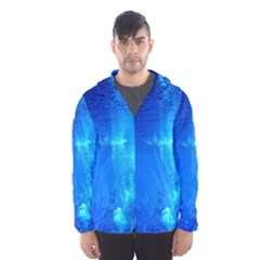 Underwater Trench Hooded Wind Breaker (men)