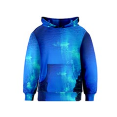UNDERWATER TRENCH Kid s Pullover Hoodies