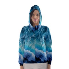STORM WAVES Hooded Wind Breaker (Women)