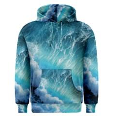 STORM WAVES Men s Pullover Hoodies