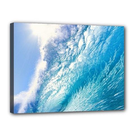 OCEAN WAVE 1 Canvas 16  x 12