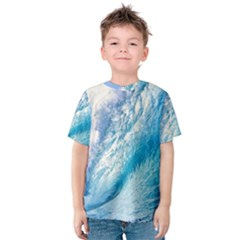 OCEAN WAVE 1 Kid s Cotton Tee