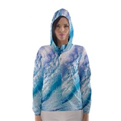 OCEAN WAVE 1 Hooded Wind Breaker (Women)