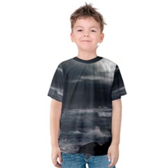 OCEAN STORM Kid s Cotton Tee