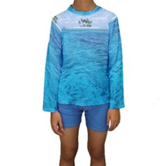 OCEAN ISLAND Kid s Long Sleeve Swimwear