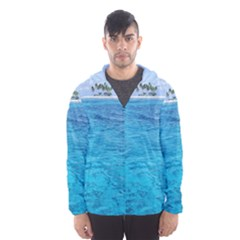 OCEAN ISLAND Hooded Wind Breaker (Men)
