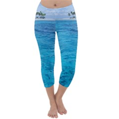 OCEAN ISLAND Capri Winter Leggings