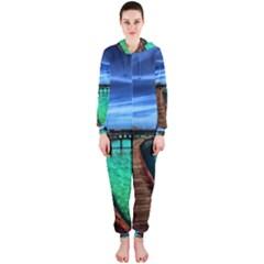MALDIVES 2 Hooded Jumpsuit (Ladies)