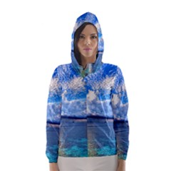 MALDIVES 1 Hooded Wind Breaker (Women)