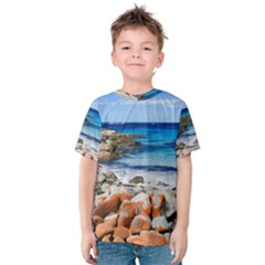 Bay Of Fires Kid s Cotton Tee