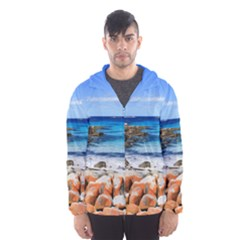 BAY OF FIRES Hooded Wind Breaker (Men)