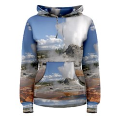 YELLOWSTONE CASTLE Women s Pullover Hoodies