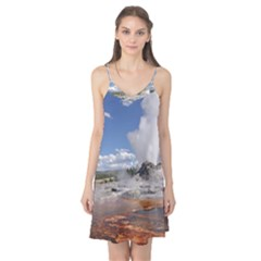 YELLOWSTONE CASTLE Camis Nightgown