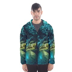 WAITOMO GLOWWORM Hooded Wind Breaker (Men)