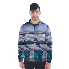 TURQUOISE ICE Wind Breaker (Men)