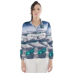 TURQUOISE ICE Wind Breaker (Women)