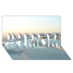 Travertine Pools #1 Mom 3d Greeting Cards (8x4)
