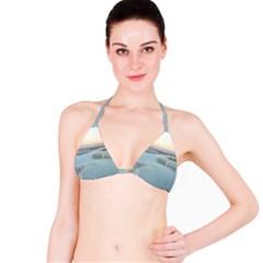 TRAVERTINE POOLS Bikini Tops
