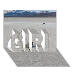 SAILING STONES GIRL 3D Greeting Card (7x5)