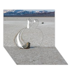 SAILING STONES Apple 3D Greeting Card (7x5)