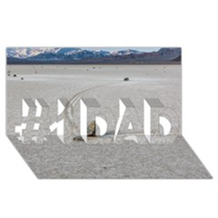 SAILING STONES #1 DAD 3D Greeting Card (8x4)