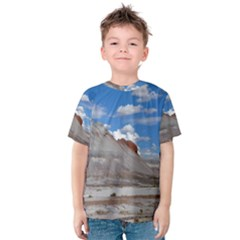 Petrified Forrest Tepees Kid s Cotton Tee