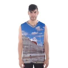 PETRIFIED FORREST TEPEES Men s Basketball Tank Top