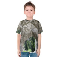 LIMESTONE FORMATIONS Kid s Cotton Tee