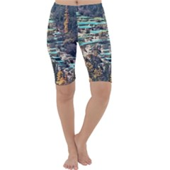 HUANGLONG POOLS Cropped Leggings