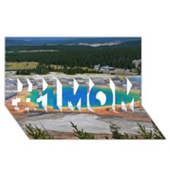 GRAND PRISMATIC #1 MOM 3D Greeting Cards (8x4)