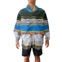 GRAND PRISMATIC Wind Breaker (Kids)