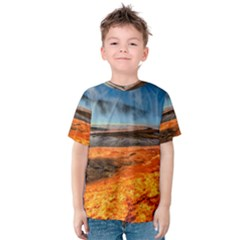 FIRE RIVER Kid s Cotton Tee
