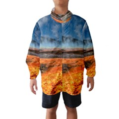 FIRE RIVER Wind Breaker (Kids)