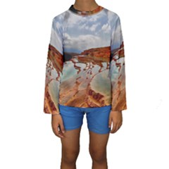 BADAB-E SURT Kid s Long Sleeve Swimwear