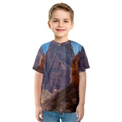 ZION NATIONAL PARK Kid s Sport Mesh Tees