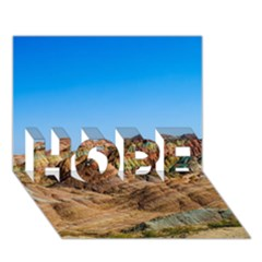 ZHANGYE DANXIA HOPE 3D Greeting Card (7x5)