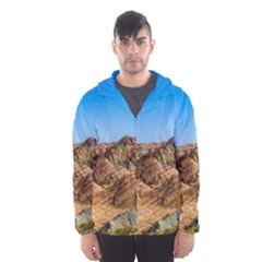 ZHANGYE DANXIA Hooded Wind Breaker (Men)