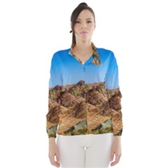 Zhangye Danxia Wind Breaker (women)