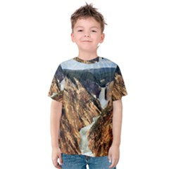 YELLOWSTONE GC Kid s Cotton Tee