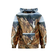 YELLOWSTONE GC Kids Zipper Hoodies