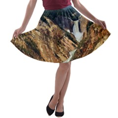 YELLOWSTONE GC A-line Skater Skirt