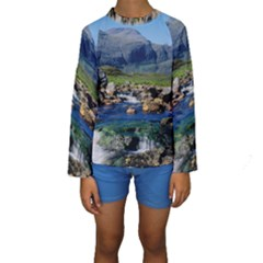 THE CLISHAM Kid s Long Sleeve Swimwear