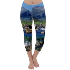 THE CLISHAM Capri Winter Leggings