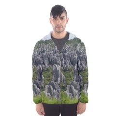 STONE FOREST 1 Hooded Wind Breaker (Men)