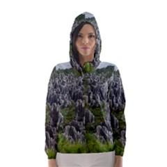 Stone Forest 1 Hooded Wind Breaker (women)