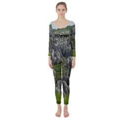 Stone Forest 1 Long Sleeve Catsuit