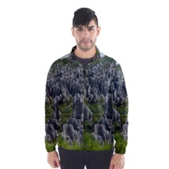 STONE FOREST 1 Wind Breaker (Men)