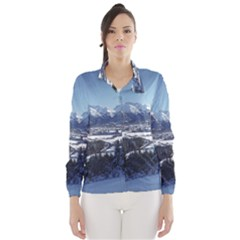SNOWY MOUNTAINS Wind Breaker (Women)